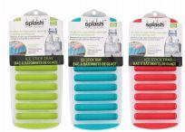 96 Bulk Splash Silicone Ice Stick Tray