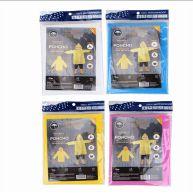 96 Bulk Children Raincoat