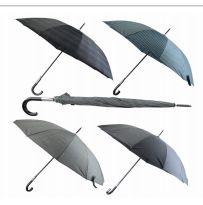 24 Bulk Drops Umbrella Long Printed 25.5 Inches