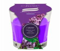 48 Bulk Air Fusion Candle 4 Ounce Fresh Cut Lilac