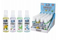 96 Bulk Wish Hand Sanitizer Spray 2 Oz With Display