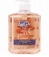 30 Bulk Wish Hand Sanitizer 16.9 Oz Pump Peach