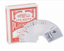 96 Bulk Playing Cards Red