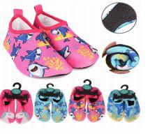 36 Bulk Unisex Water Shoe Kids Printed