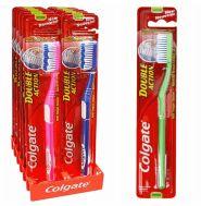120 Bulk Colgate Toothbrush Double Action Medium