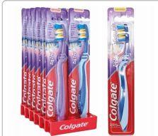 120 Bulk Colgate Toothbrush Zig Zag Soft