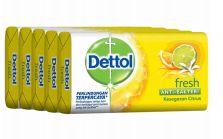 27 Bulk Dettol Soap 105g 5 Pack Fresh