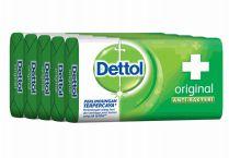 27 Bulk Dettol Soap 105g 5 Pack Original