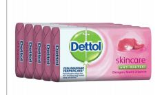 27 Bulk Dettol Soap 105g 5 Pack Skin Care