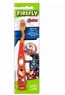 96 Bulk Avengers Toothbrush With Cap
