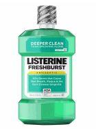 24 Bulk Listerine Mouthwash 500ml Fresh Burst