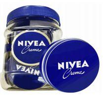 80 Bulk Nivea Cream Tin 20ml Display Jar