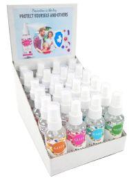 72 Bulk Hand Sanitizer Cologne