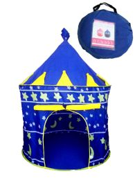 12 Bulk Kids Blue Tent