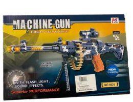 12 Bulk Machine Gun Flash Light Sound Effects