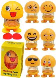 96 Bulk Spring Doll Toy Mixed Design