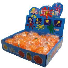 432 Bulk Splat Ball Orange