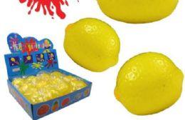 432 Bulk Toy Splat Ball Lemon