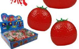 432 Bulk Toy Splat Ball Strawberry