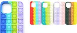 24 Bulk Rainbow Assorted Iphone 12 Pro Max Case Stop Pops