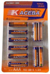 72 Bulk AAA Battery
