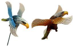72 Bulk Garden Stake Decoration Eagle