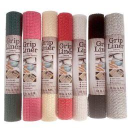 48 Bulk Grip Liner Assorted Colors