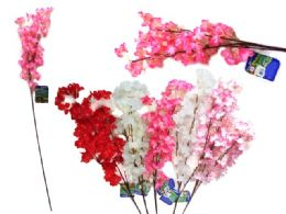 96 Bulk Cherry Blossom Flower Bouquet