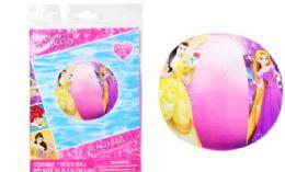 36 Bulk 13.5 Inch Disney Princess Beach Ball