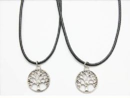 144 Bulk Tree of Life Necklace
