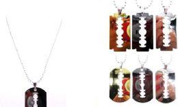 96 Bulk Fashion Necklace