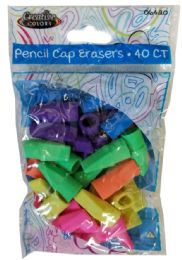 24 Bulk 40 Pencil Caps