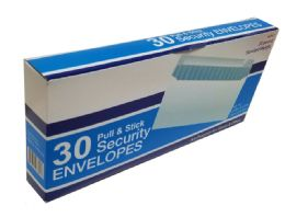 24 Bulk Envelopes-Security