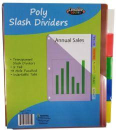 48 Bulk Index Dividers