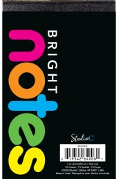 24 Bulk Bright Notes