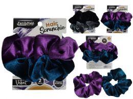 108 Bulk Velvet Hair Ties