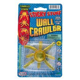 72 Bulk Sticky Stuff Wall Crawler