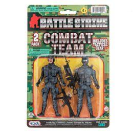 24 Bulk Battle Strike Combat Team - 4 Piece Set