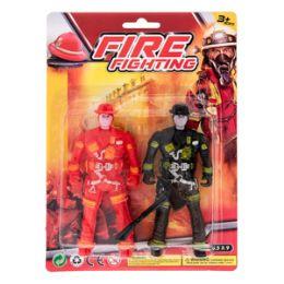 36 Bulk Fire Fighting Play Set - 3 Piece Set