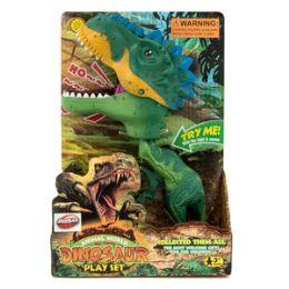 12 Bulk Light-up Dinosaur with Sound