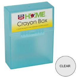56 Bulk Crayon Box Assorted Colors Holds 24 Crayons - Rite Aid