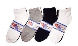 150 Bulk Men's Basic Color Socks