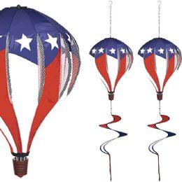 20 Bulk Air Balloon Americana Large Stars