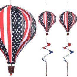 20 Bulk Air Balloon Americana Small Stars