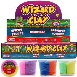72 Bulk Molding Wizard Clay