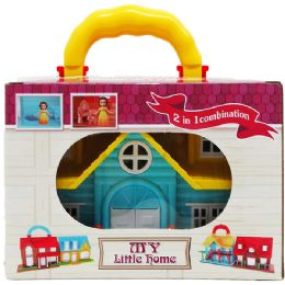 12 Bulk MY LITTLE HOME W/ ACCSS IN WINDOW BOX
