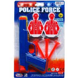 48 Bulk Soft Dart Gun w/ Targets