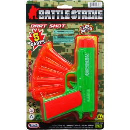 72 Bulk TOY GUN W/ SOFT DARTS