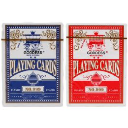 144 Bulk Single Deck Playing Cards