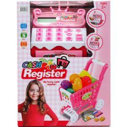6 Bulk Cash Register With Cart